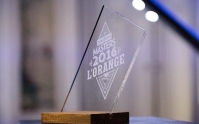 Trophées pour les Masters Marie Brizard – une compétition internationale de mixologie