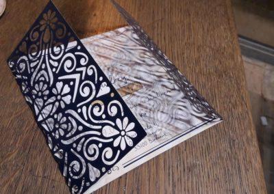 Faire-parts en papier