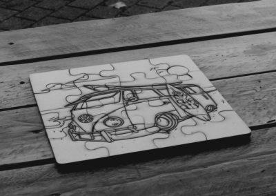 Puzzle Combi VW