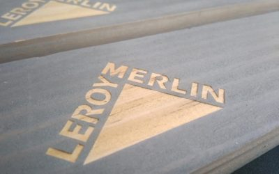 Supports PLV pour Leroy Merlin & Gascogne Bois