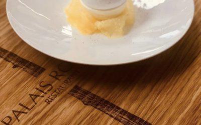Restaurant du Palais Royal à Paris – Plateaux sur-mesure en bois massif
