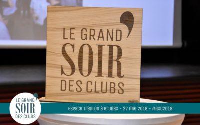 Trophée «Le Grand Soir» – soirée inter-club d'entreprises