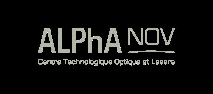 logo - alphanov