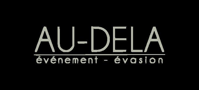 logo - au dela evènement