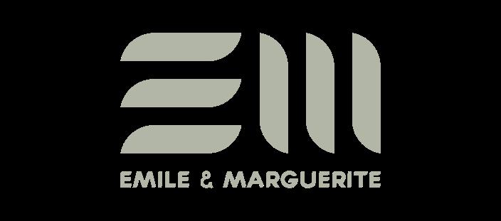 logo - emile et marguerite