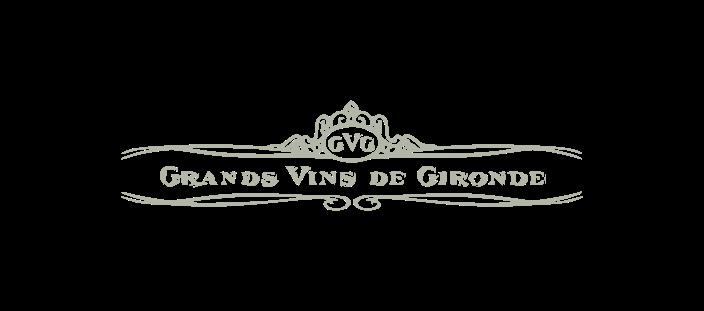 logo - grands vins de gironde