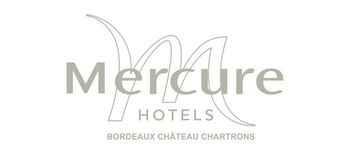 logo - hotel mercure bordeaux chartrons