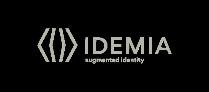 logo - idemia