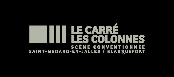 logo - le carré les colonnes