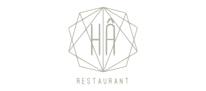 logo - restaurant le ha