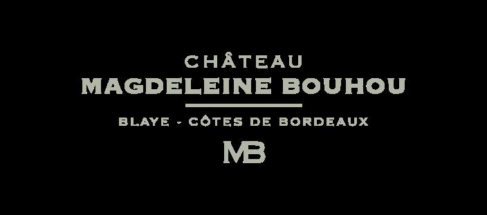logo - chateau magdeleine bouhou