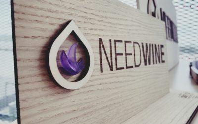 Plaques signalétiques pour le réseau professionnel NEED WINE