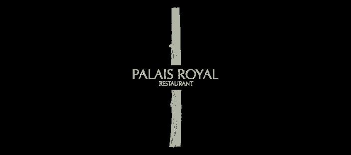 restaurant Palais royal logo
