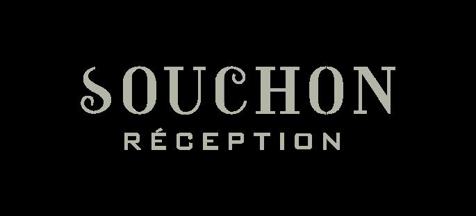 logo - souchon réception