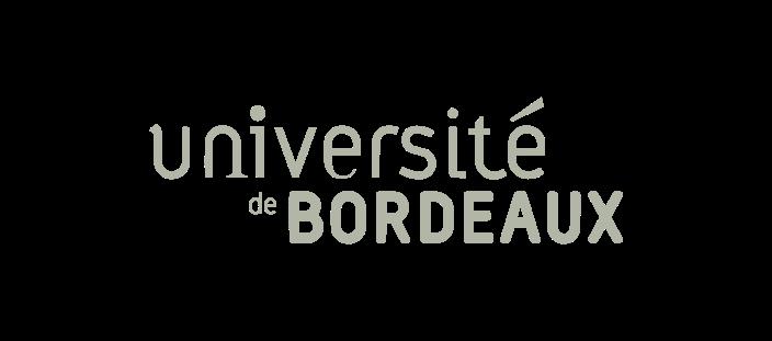 logo - université de bordeaux