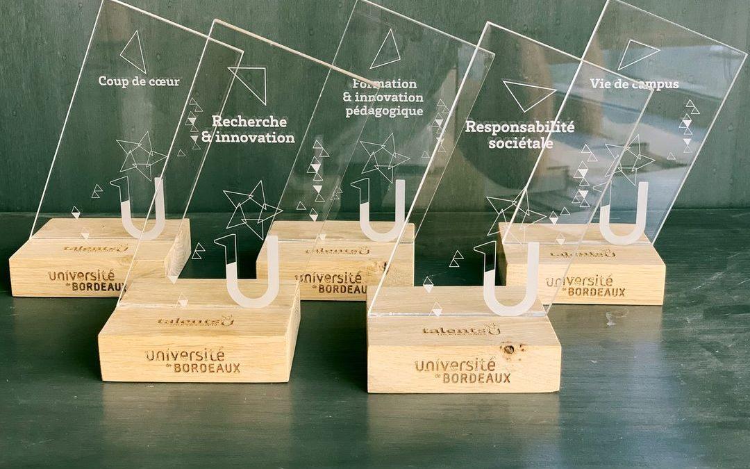 Université de Bordeaux – Trophées Talents U