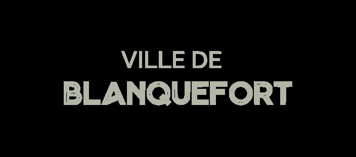 logo - ville de blanquefort
