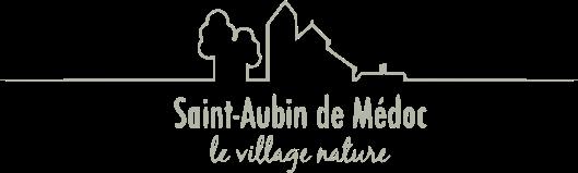 logo - ville de saint aubin de medoc