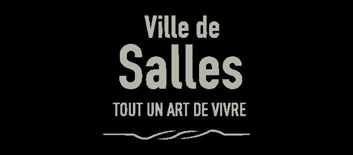 logo - ville de salles