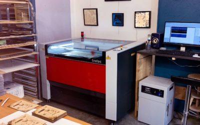 Un nouvel équipement laser à la pointe de la technologie